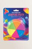 Rainbow Jumping Putty  MULTI  hi-res