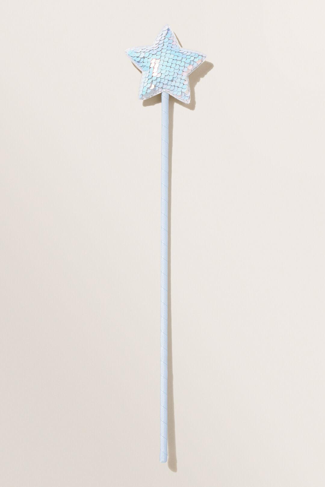Party Sequin Wand  IRIDESCENT  hi-res