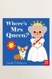 Wheres Mrs Queen? Book  MULTI  hi-res