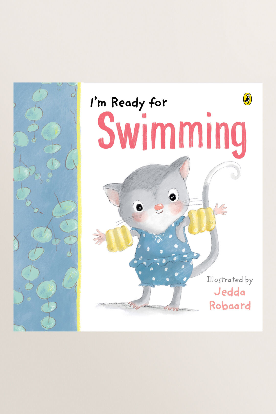 Im Ready For Swimming Book  MULTI  hi-res