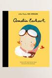 Little People  Big Dreams: Amelia Earhart Book  MULTI  hi-res