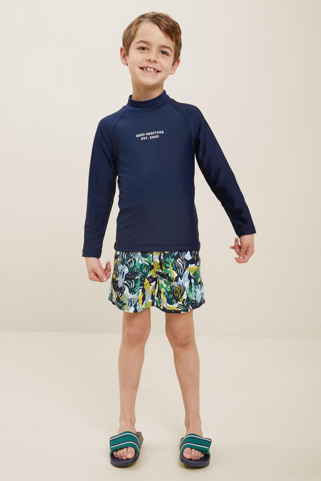 Shark Boardshorts  MIDNIGHT BLUE  hi-res