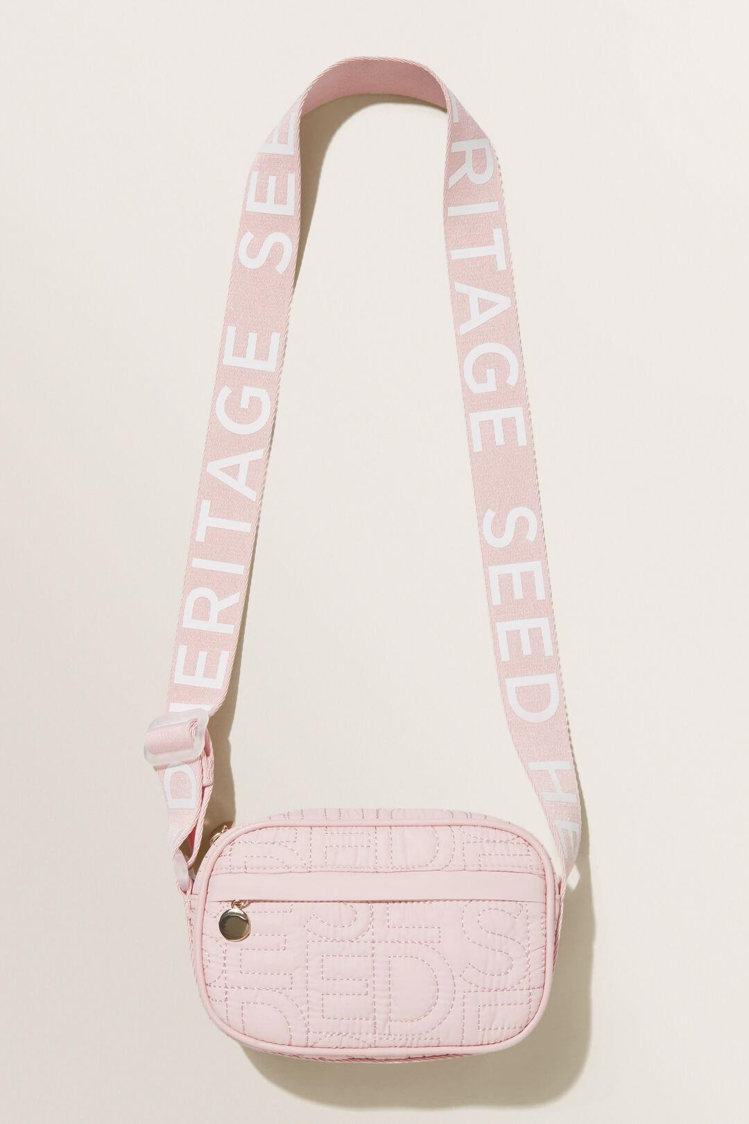 Heritage Crossbody Bag  DUSTY ROSE  hi-res