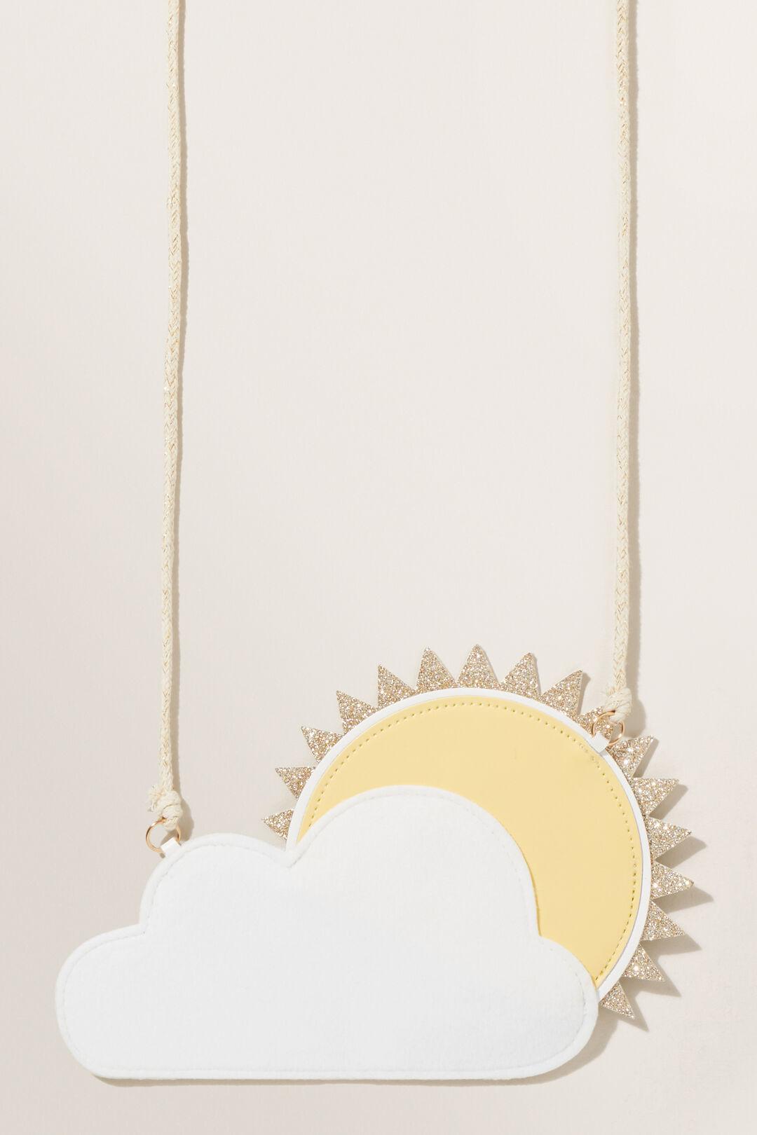 Sun And Cloud Purse  MULTI  hi-res