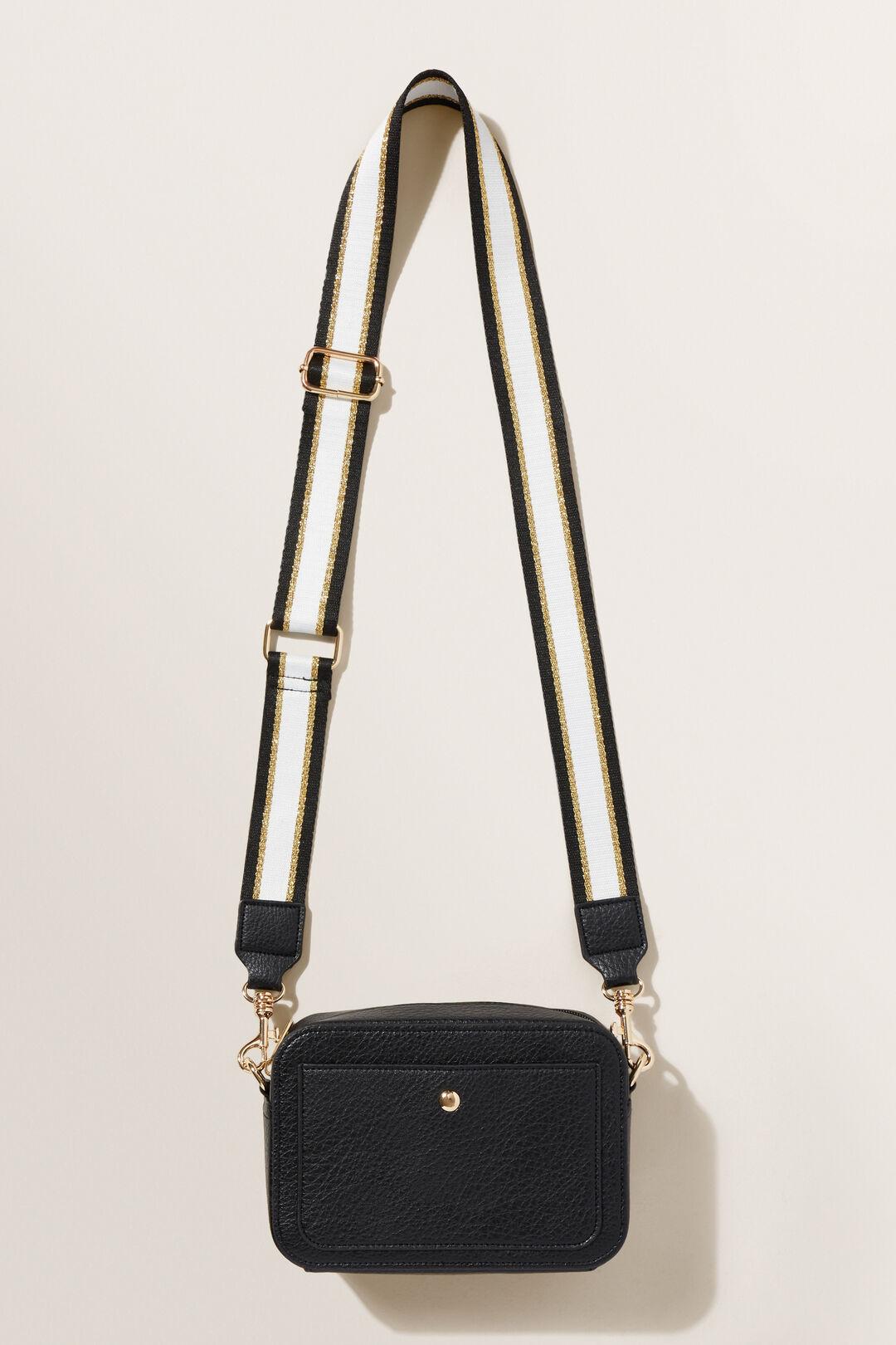Cross Body Bag  BLACK  hi-res