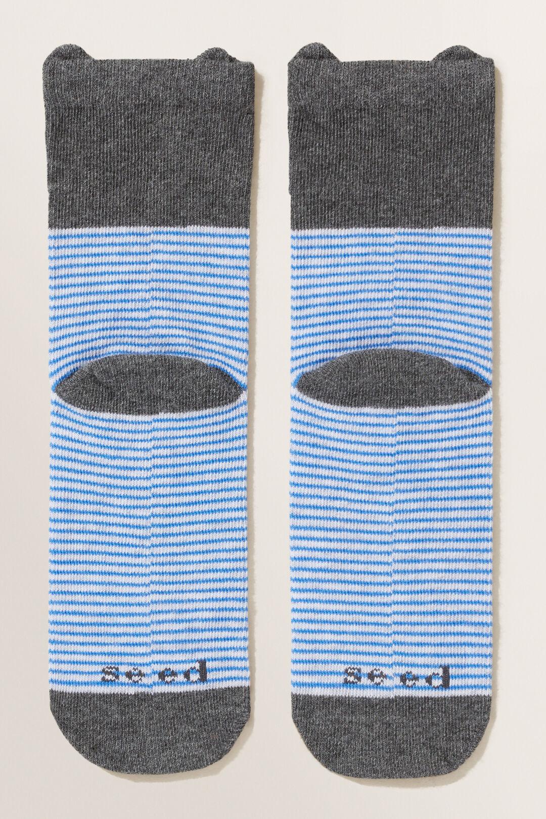 Wolf Socks  MULTI  hi-res