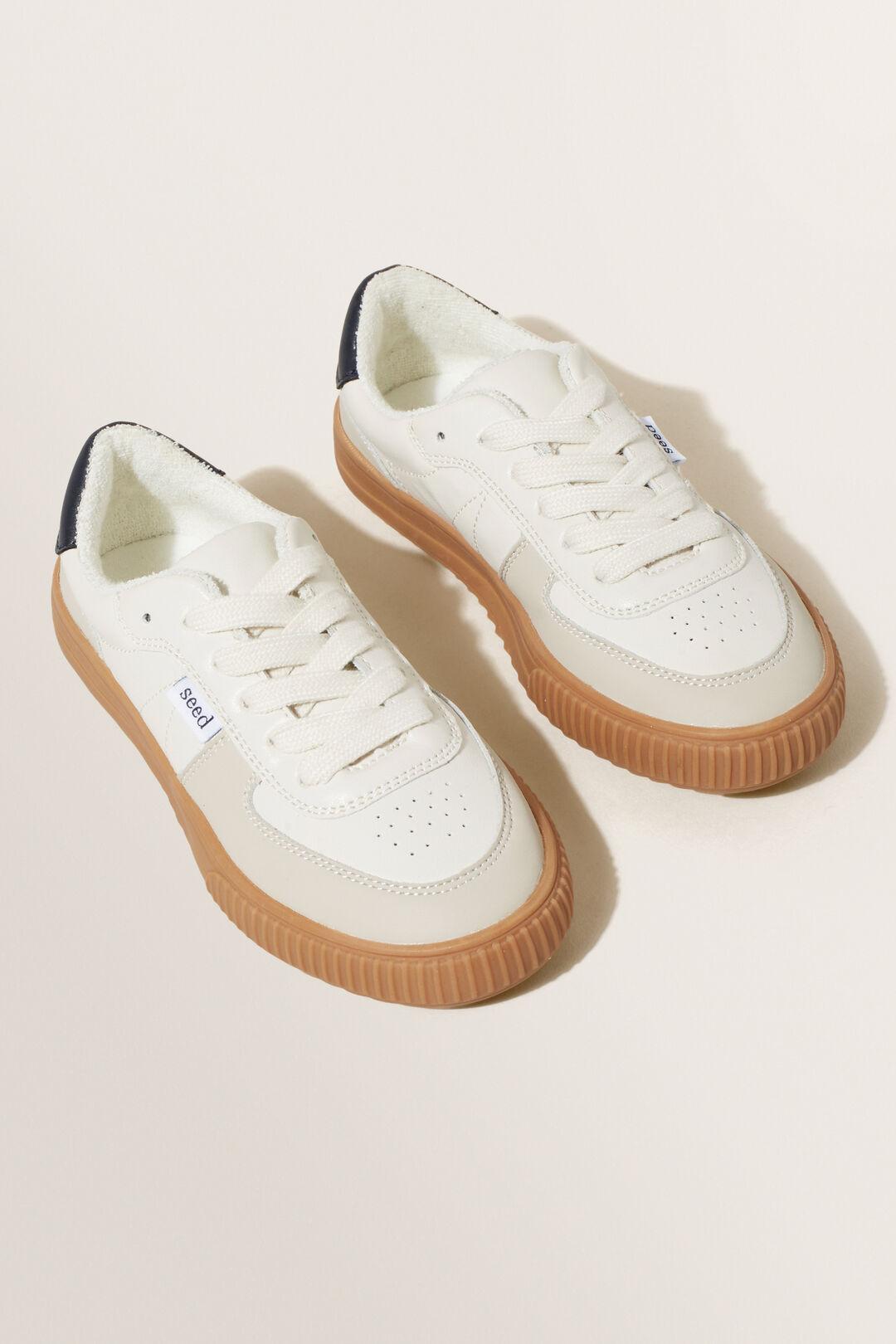 White Sneaker  OFF WHITE  hi-res