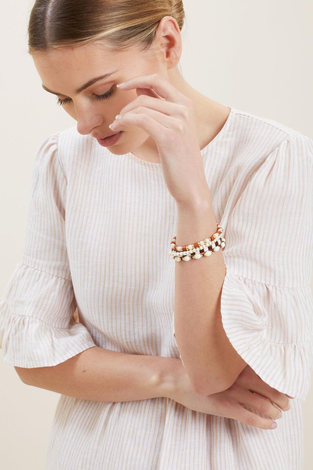 Stretch Bead Bracelet Pack  MULTI  hi-res