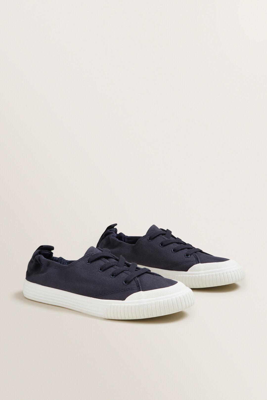 Sienna Canvas Slip-On Sneaker  NAVY  hi-res