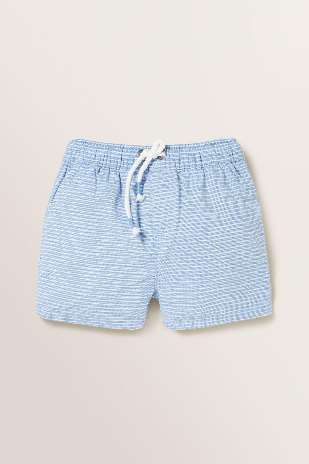 Classic Shorts  BLUE STRIPE  hi-res