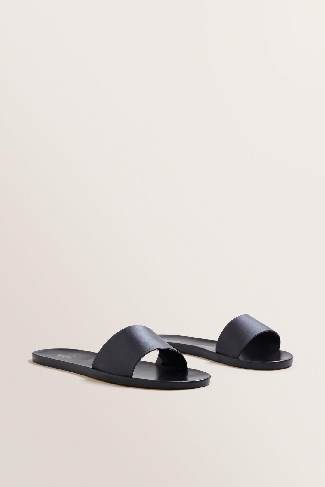 Jelly Slide  BLACK  hi-res