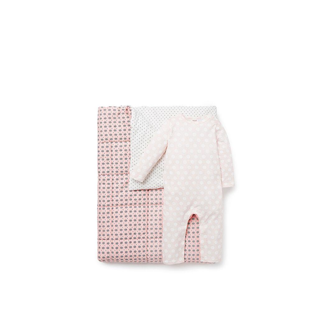 Bum Print Jumpsuit  BALLET PINK  hi-res