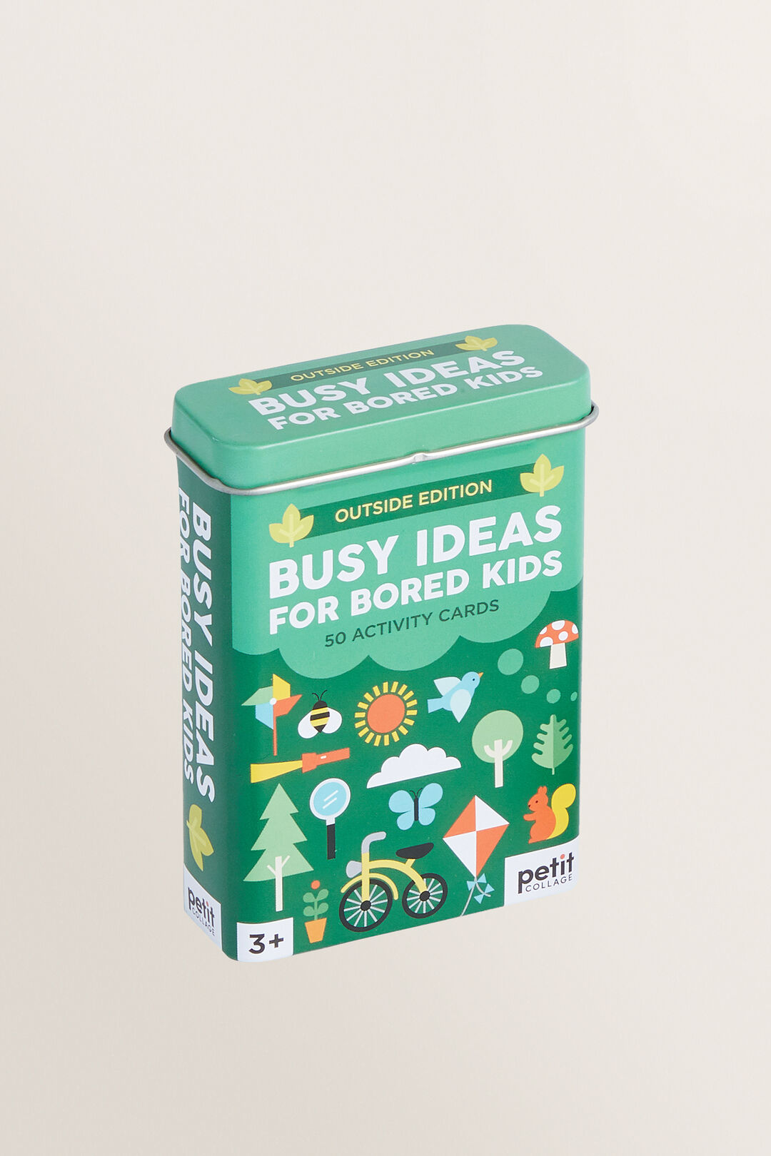 Busy Ideas For Bored Kids – Outdoor Edition  GREEN  hi-res