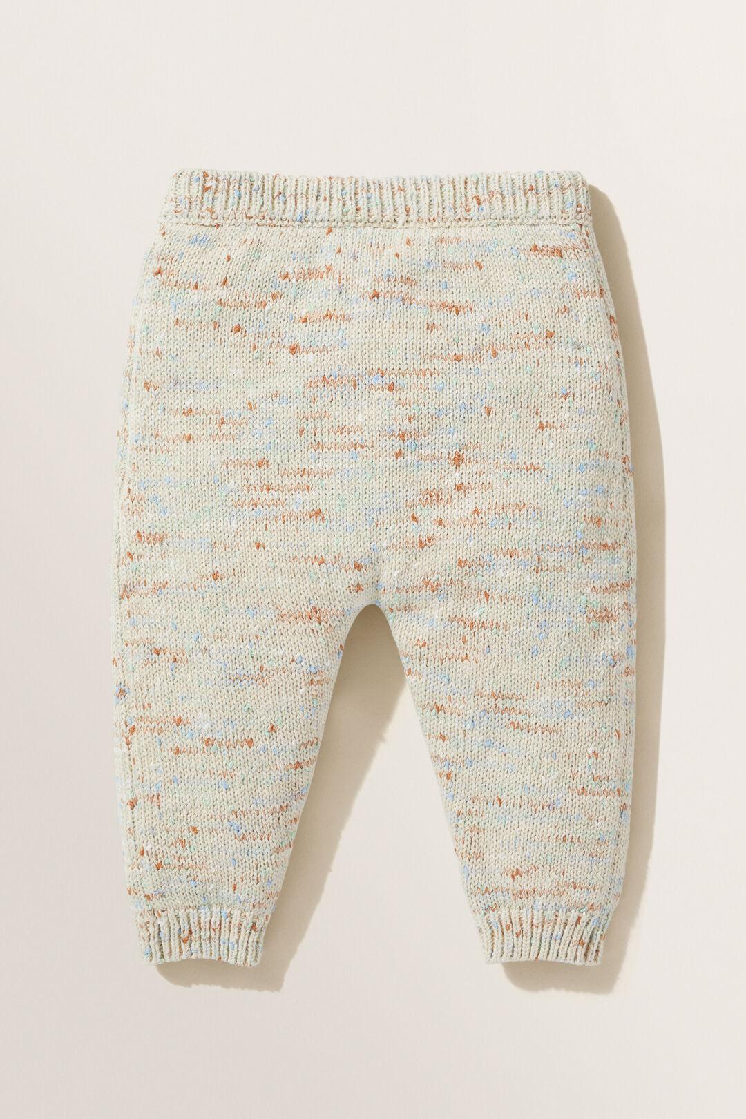Speckle Knit Pants  MULTI  hi-res