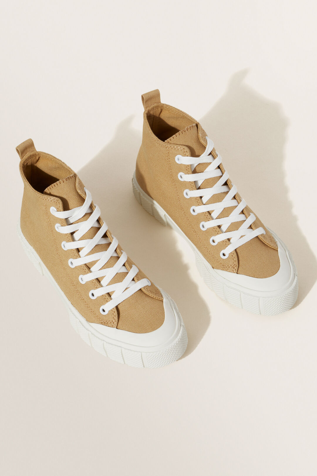 Chunky Sole High Top  GINGER  hi-res