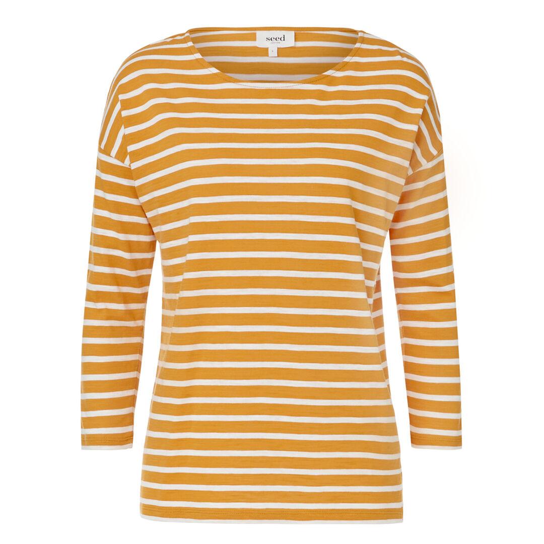 Easy Stripe Tee  STRIPE  hi-res