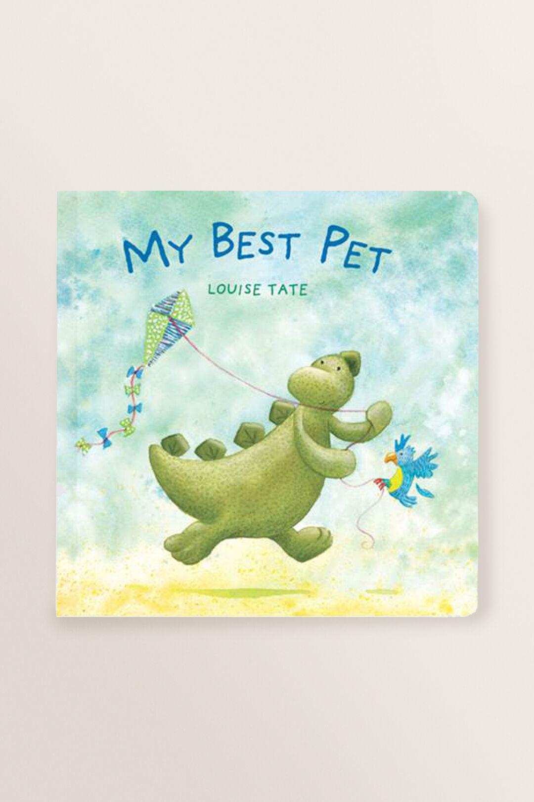 My Best Pet Book  MULTI  hi-res