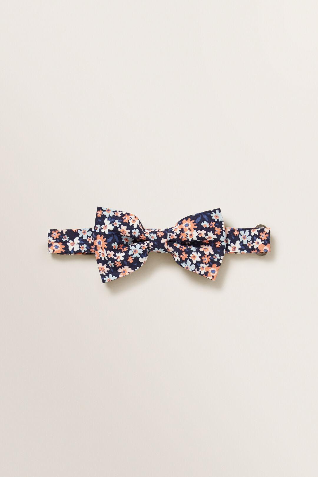 Floral Bow Tie  MULTI  hi-res