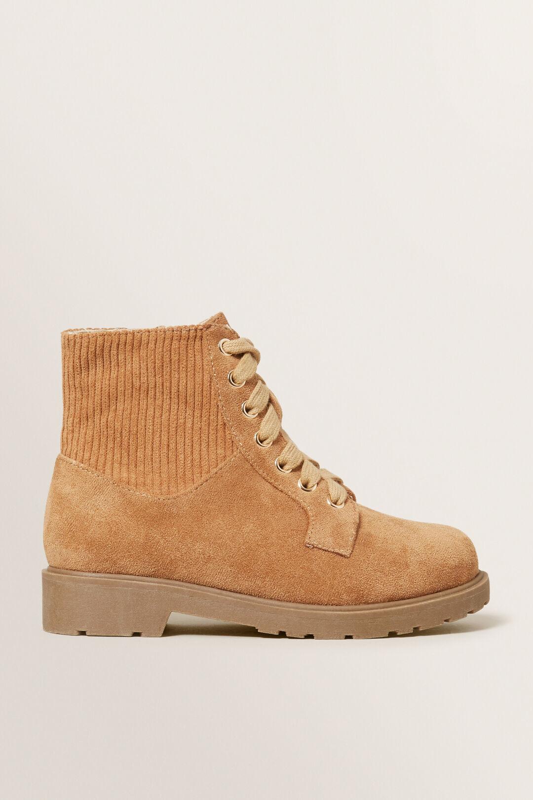 Hiking Boots  TAN  hi-res