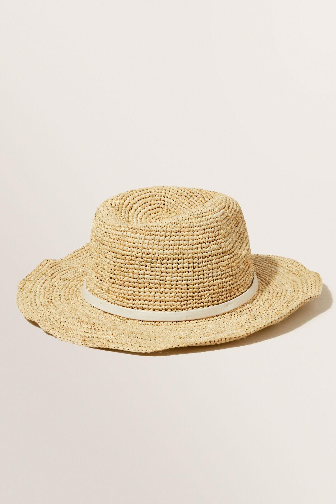 Essential Panama Hat  NATURAL STONE  hi-res