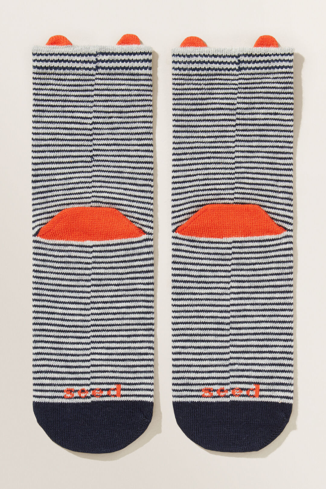 Fox Socks  GREY MARLE  hi-res
