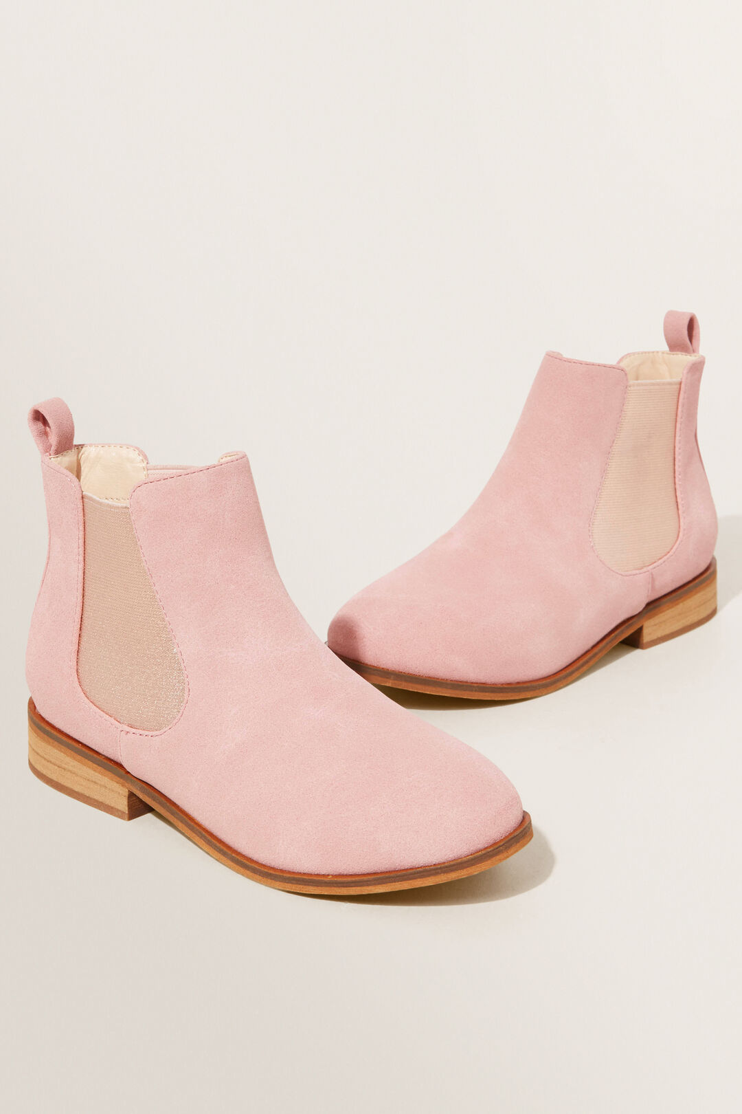 Pink Chelsea Boot  DUSTY ROSE  hi-res