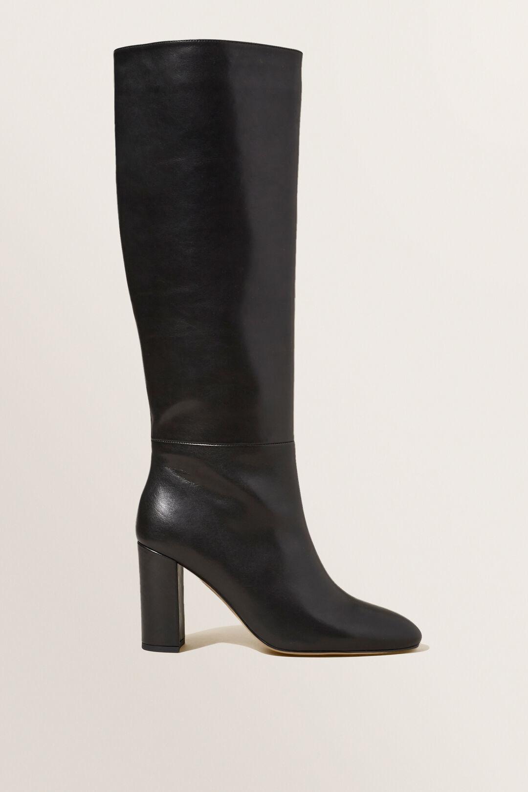 Tessa Knee High Boot  BLACK  hi-res
