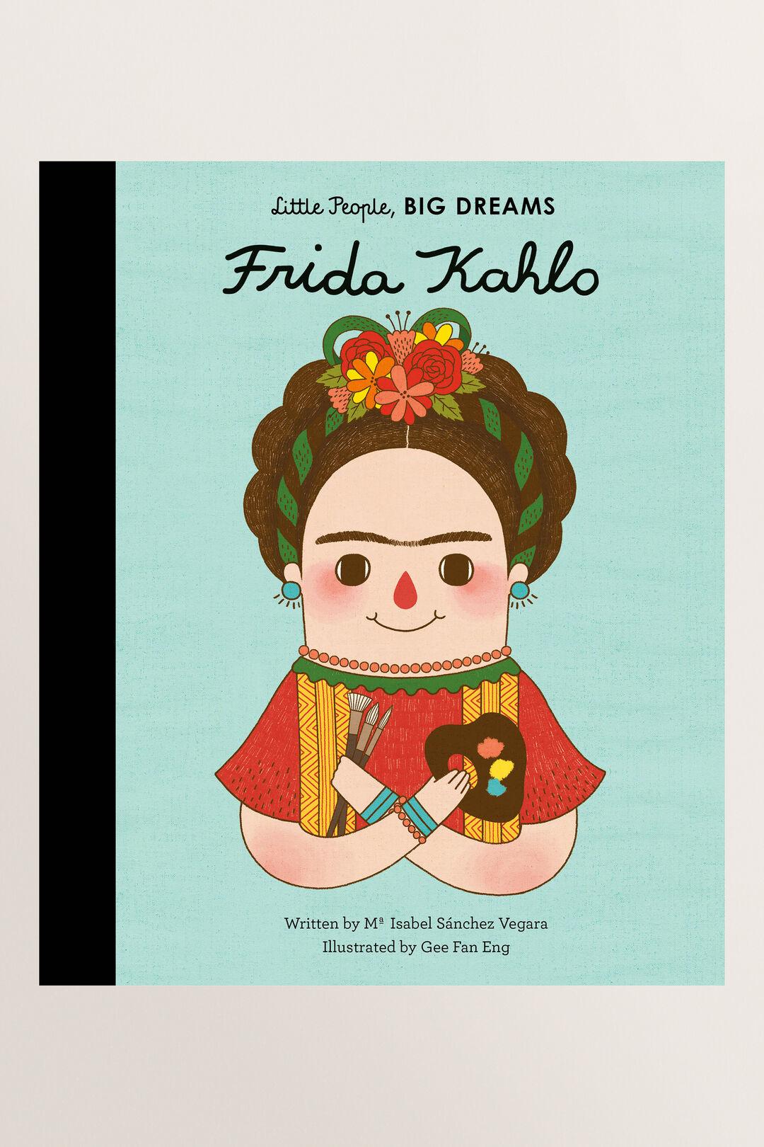 Little People  Big Dreams: Frida Khalo Book  MULTI  hi-res