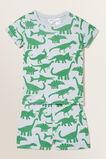 Dino Pyjamas  BABY BLUE MARLE  hi-res