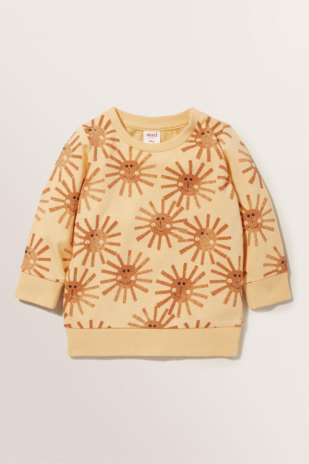Sun Sweater  BUTTERCUP  hi-res