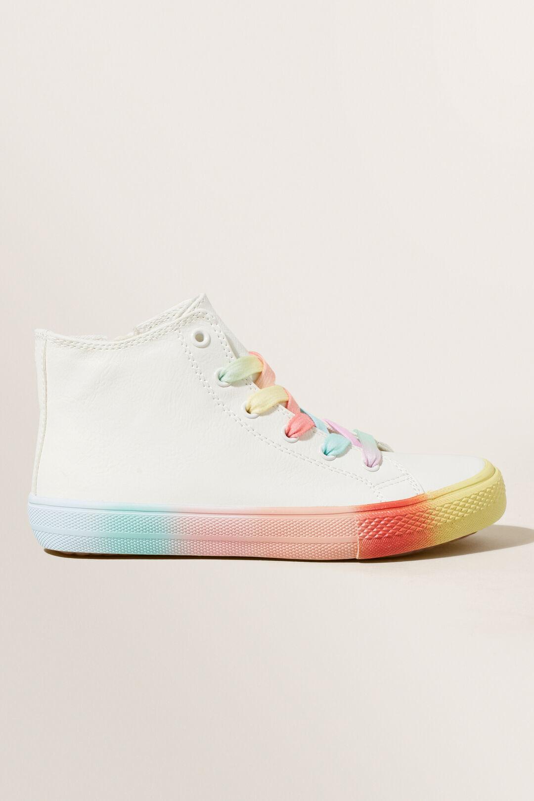 Rainbow High Top  MULTI  hi-res