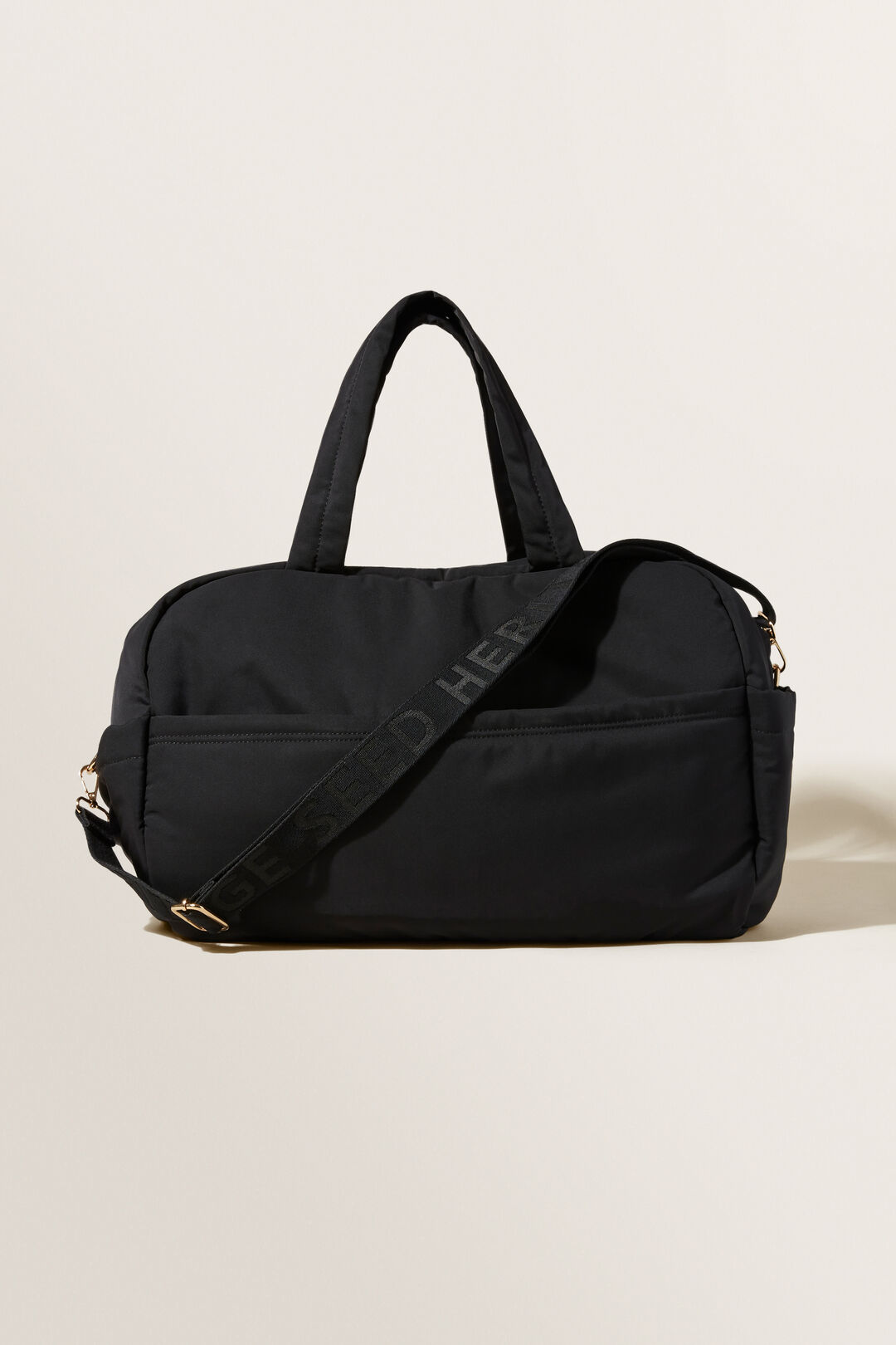 Logo Bowling Bag  BLACK  hi-res