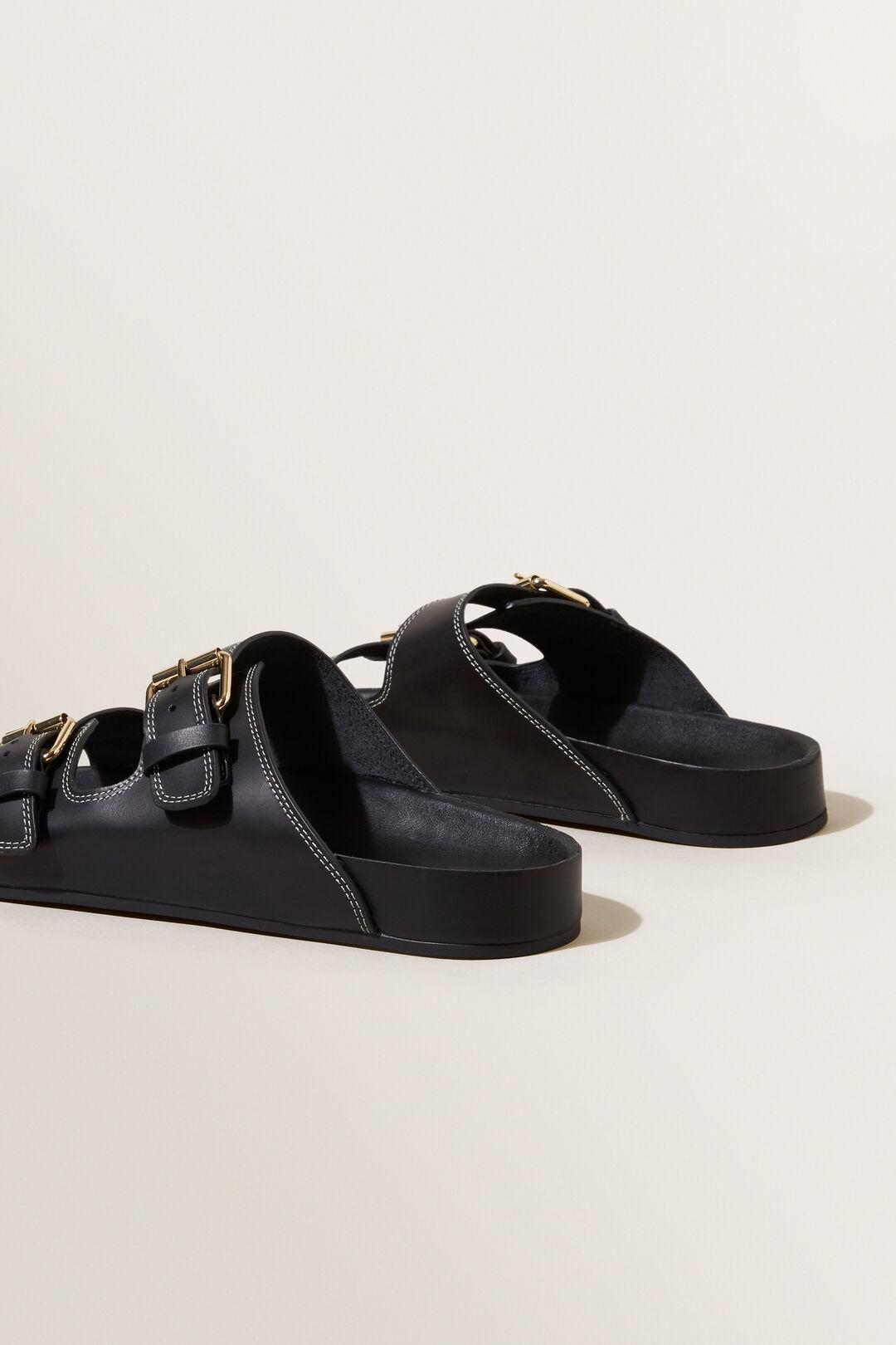 Alexa Sandal  BLACK  hi-res