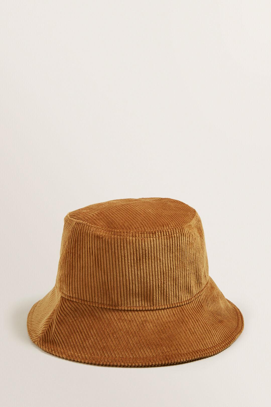 Cord Bucket Hat    hi-res