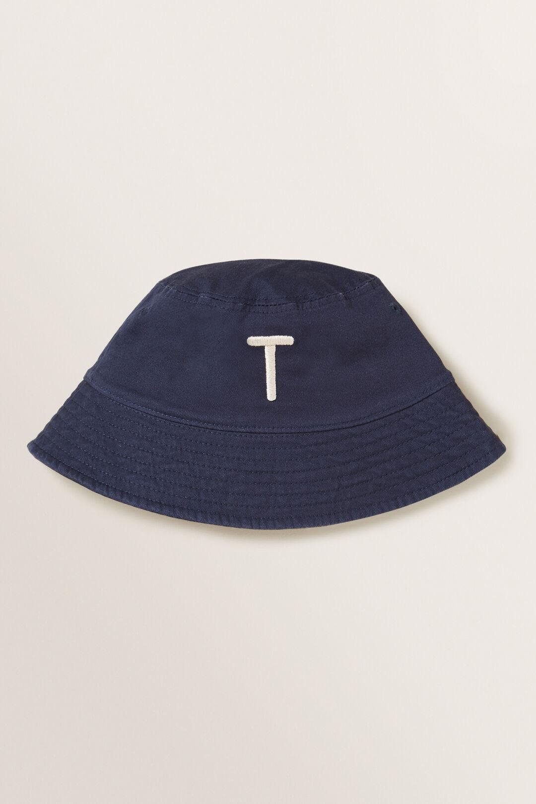 Initial Bucket Hat  T  hi-res