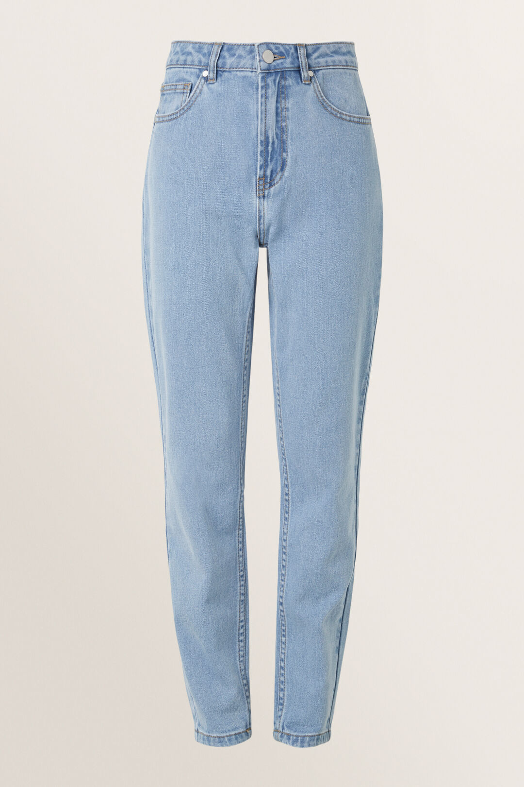 High Rise Jean  Washed Classic  hi-res