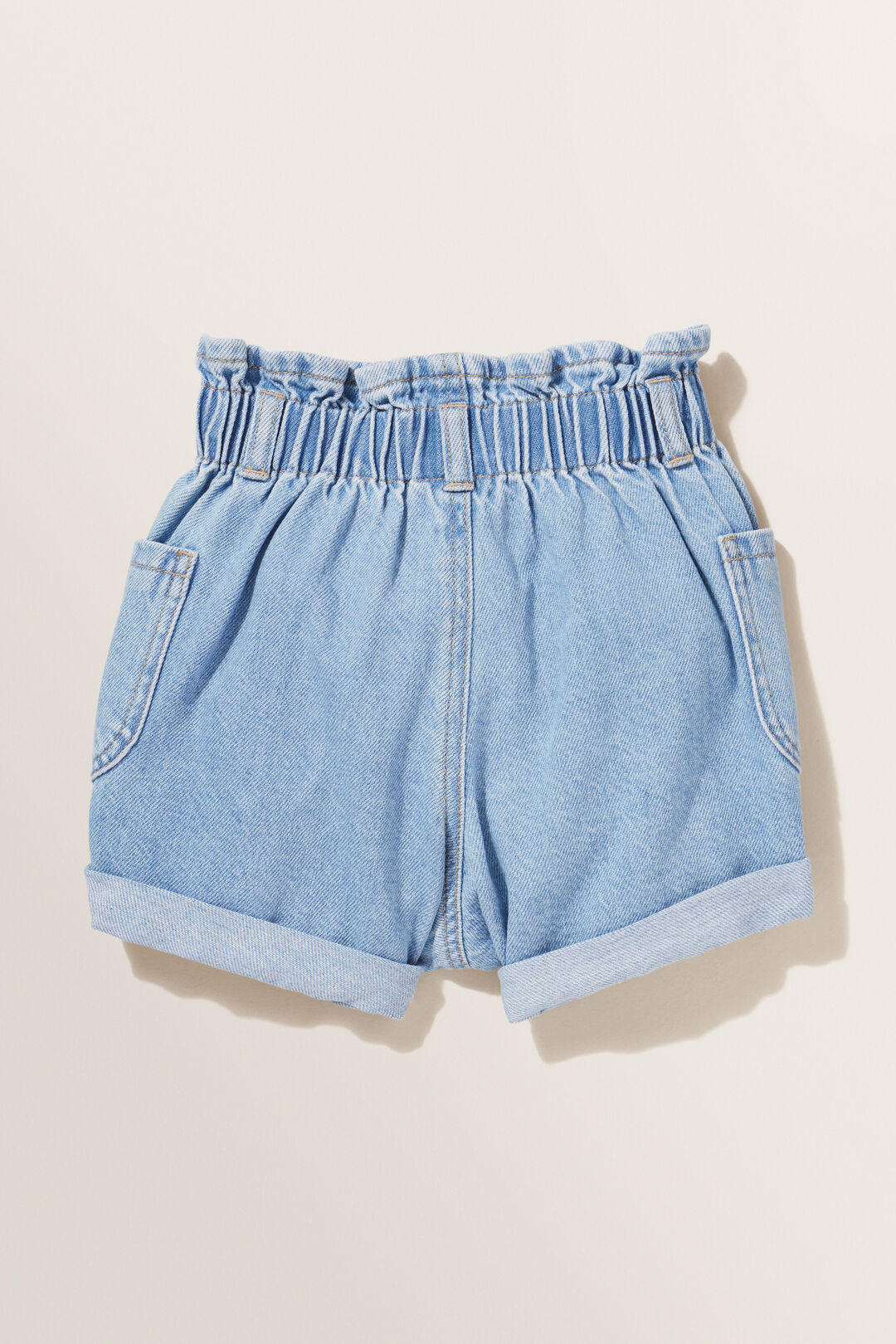 Denim Shorts  Classic Wash  hi-res
