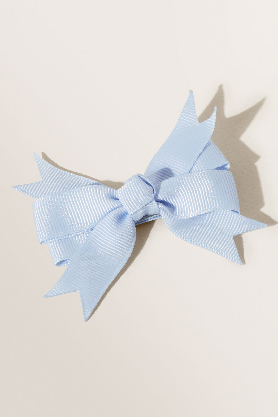 Extra Large Grosgrain Bow  Baby Blue  hi-res