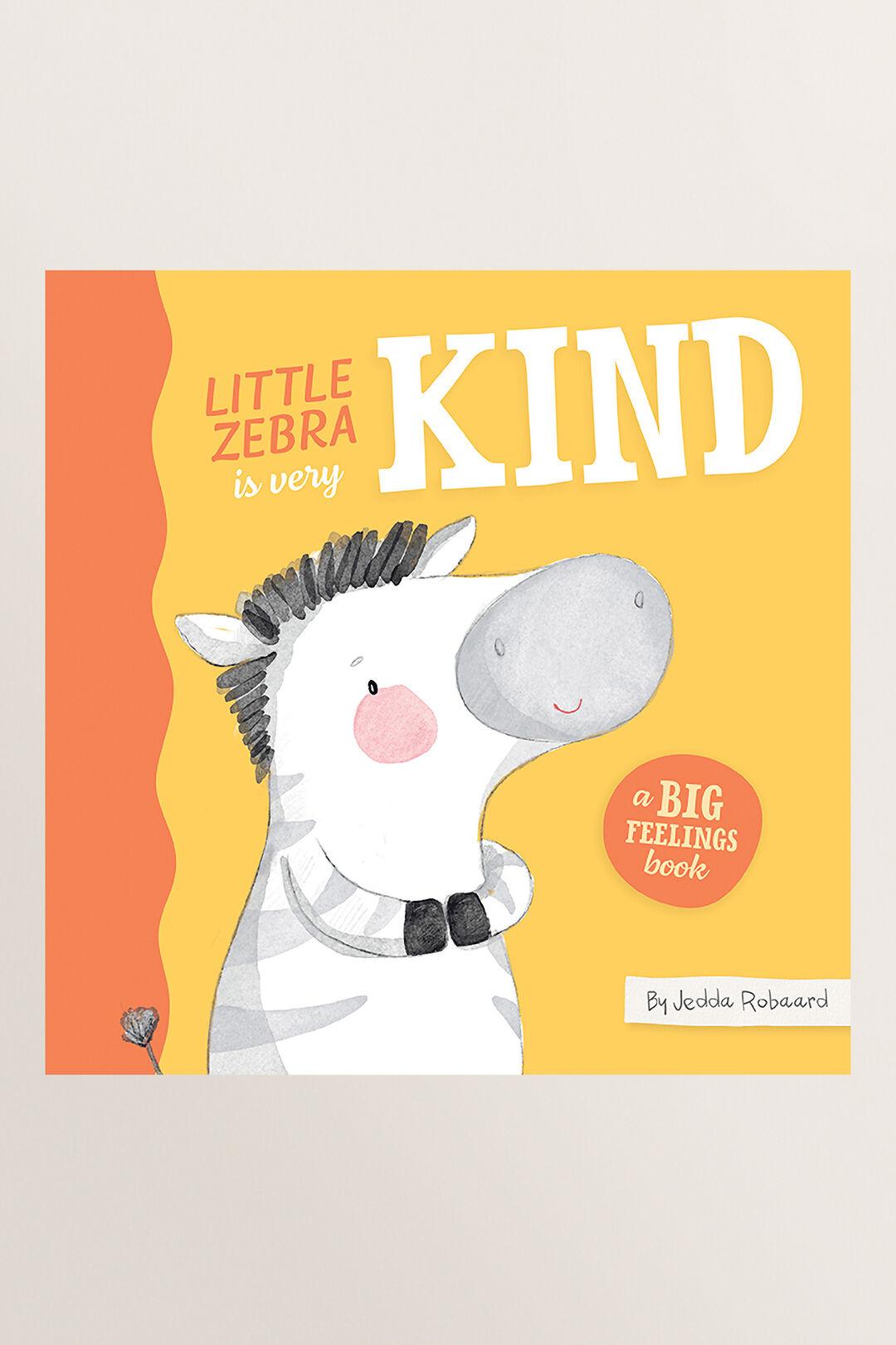 Little Zebra Is Very Kind Book  Multi  hi-res