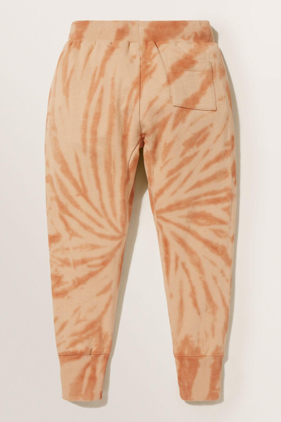 Tie-Dye Trackpants  Amber  hi-res