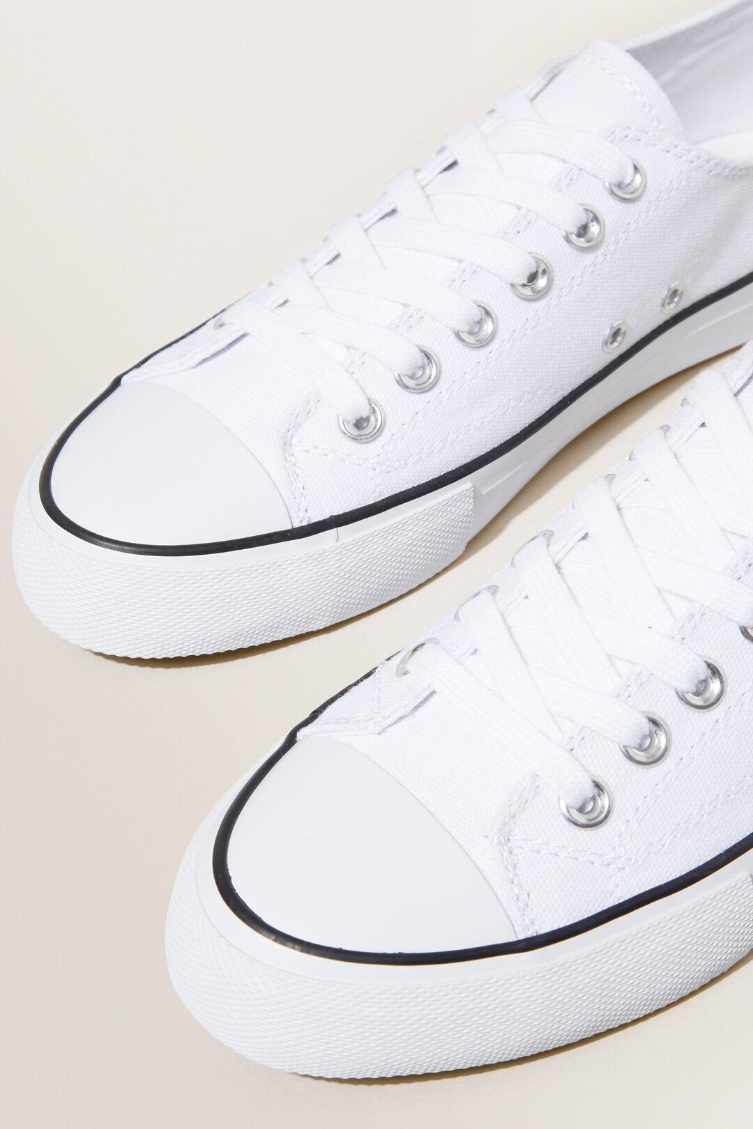Courtney Sneaker  White  hi-res