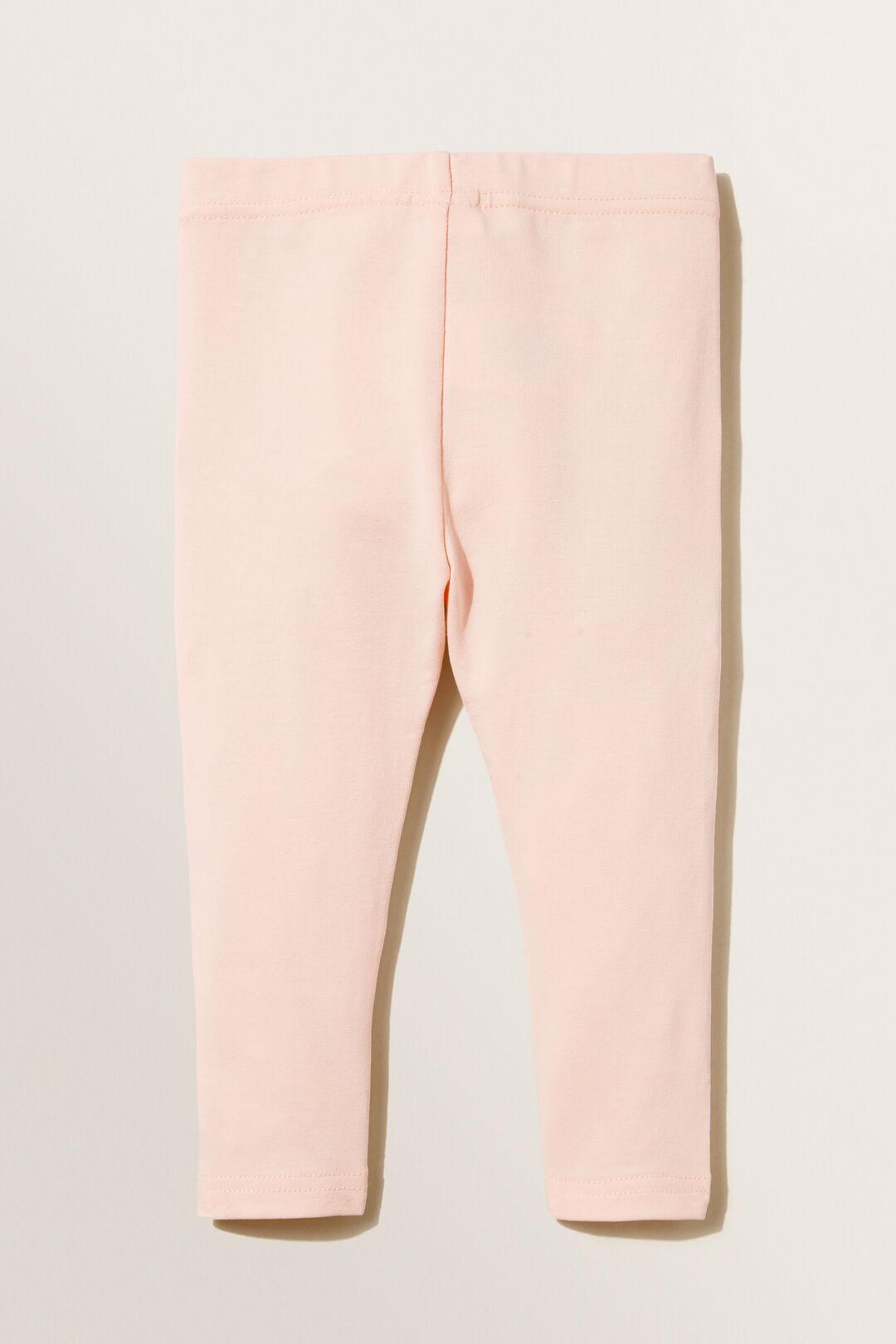 Basic Leggings  Dusty Rose  hi-res