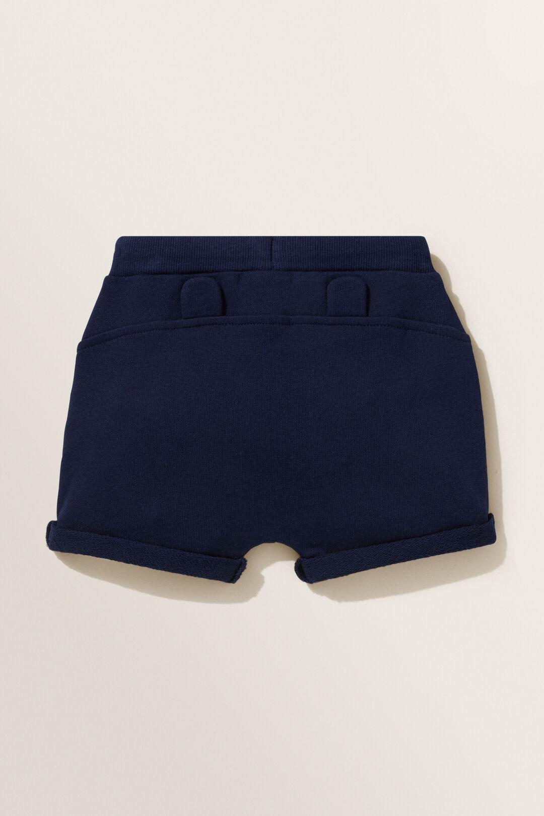 Basic Track Shorts  Midnight Blue  hi-res