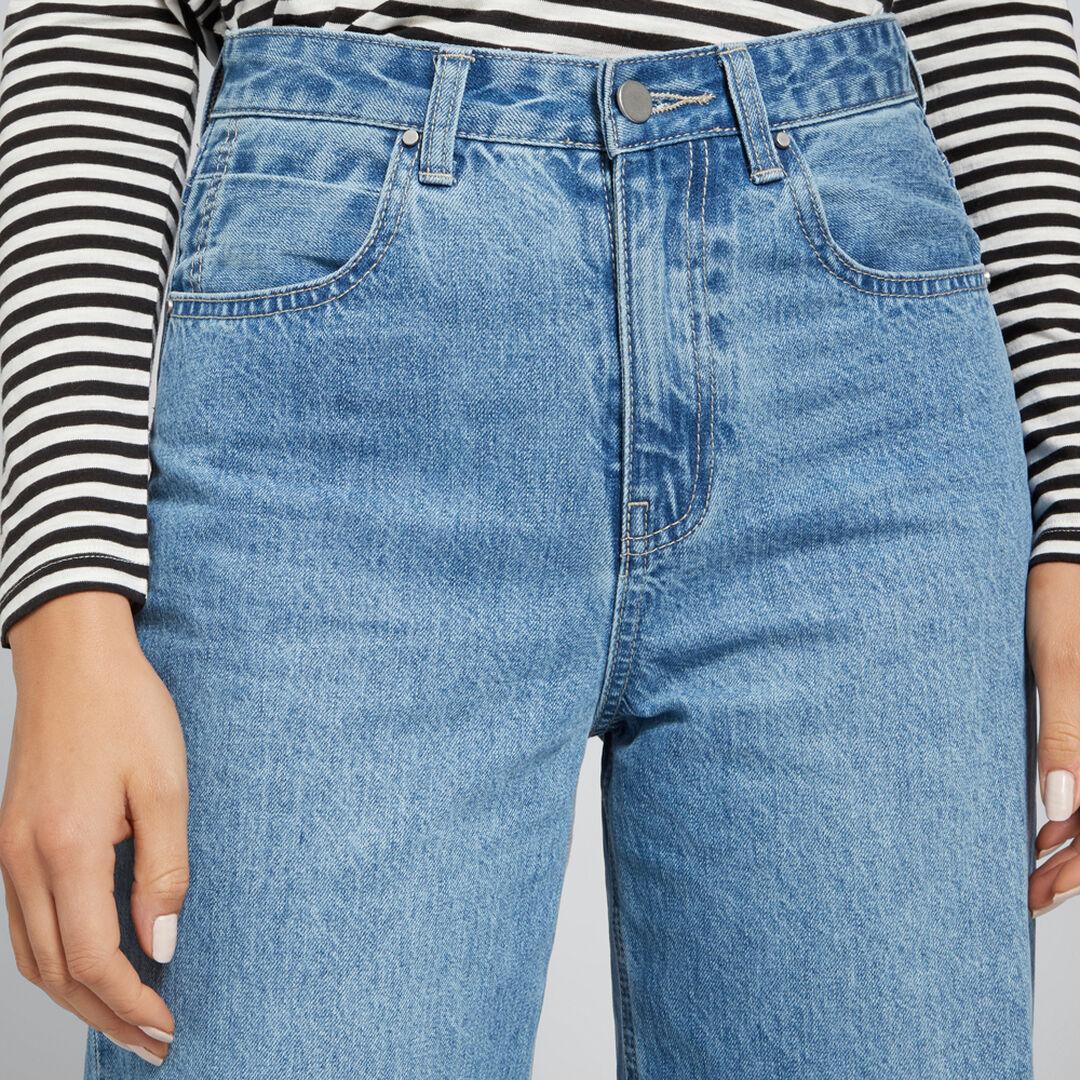 Straight Leg Jean    hi-res