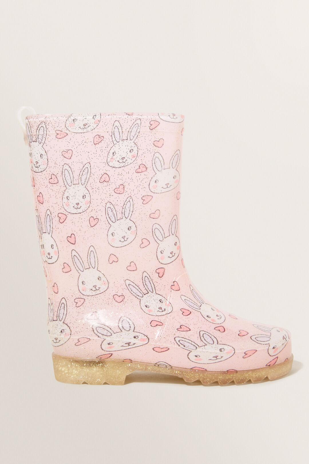 Bunny Gumboot  Multi  hi-res