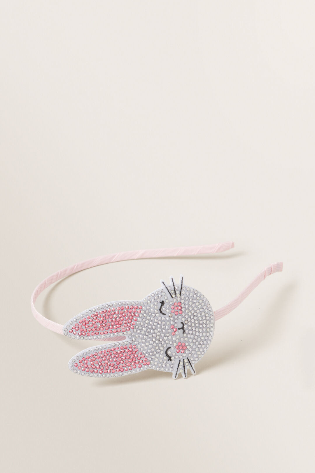 Gem Patch Bunny Headband  Multi  hi-res