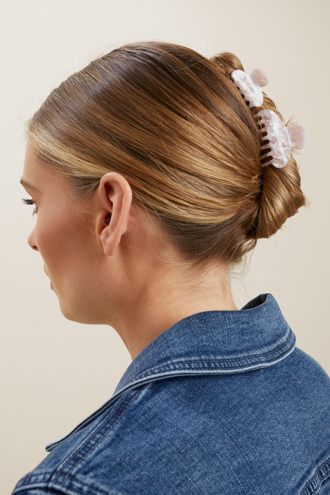 Hair Clip 2 Pack  Blush  hi-res
