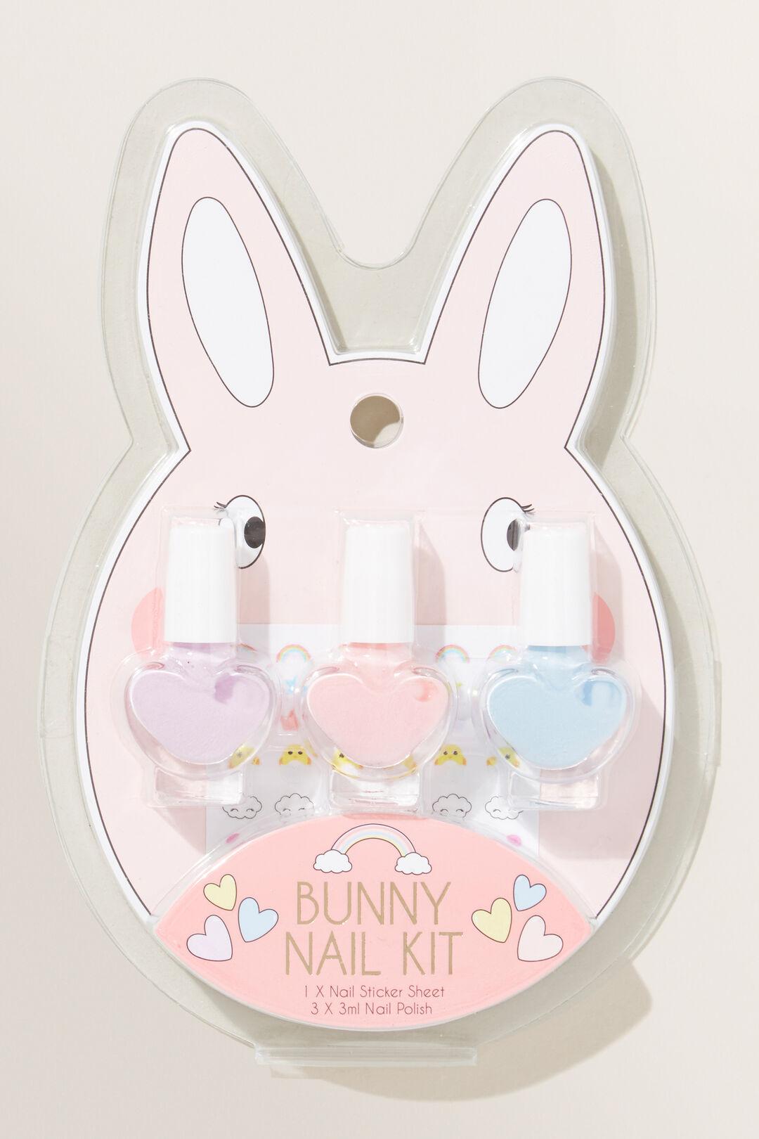 Bunny Nail Kit  Multi  hi-res