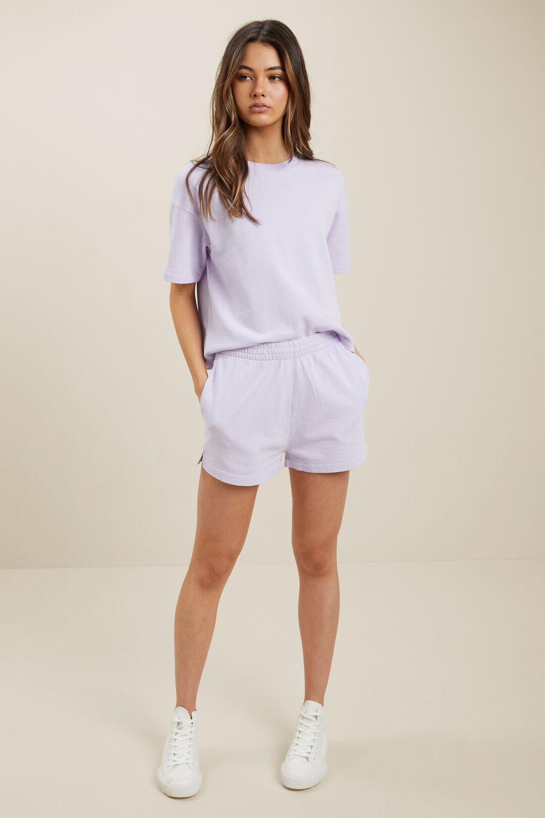 Sweat Shorts  Violet  hi-res