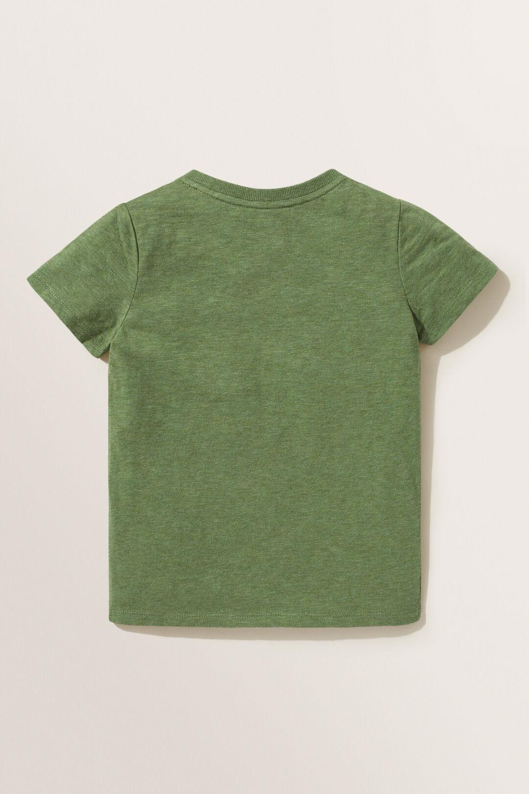 Basic Tee  Khaki Green  hi-res